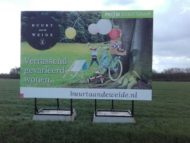 Projectbord Schuytgraaf Arnhem