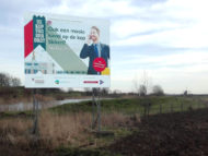 Projectbord Zuid Holland