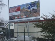 Projectbord Medium, Bussum
